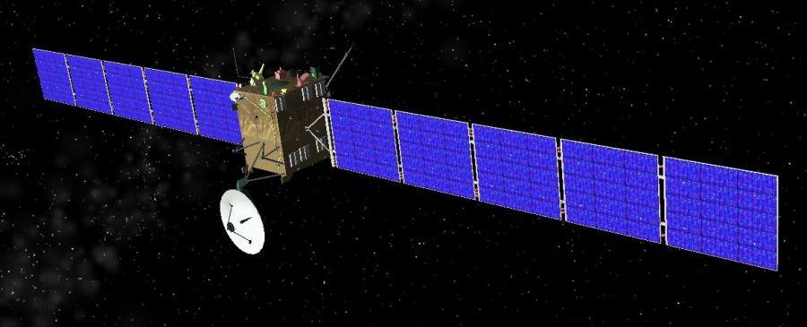 La sonde européenne Rosetta