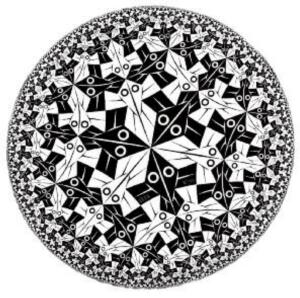 Gravure, Maurits Cornelis Escher (1898-1972).